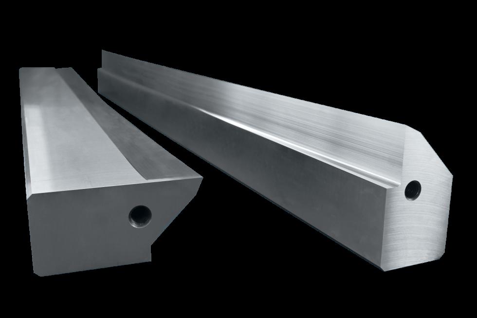 Messer für Querteilanlagen Metall Kreso