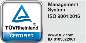 TUV certified ID 9105022061